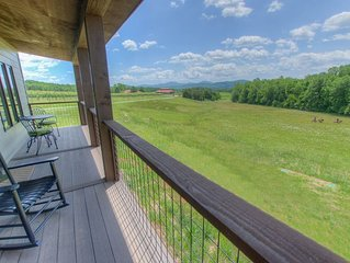 Afton Mtn. Vineyards: Damy Cottage
