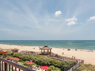 The Penthouse: End Unit Condo on Top Floor Offers Best Oceanfront Views on 2 Sid