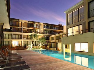 Cape Town City Center Trendy Apartment