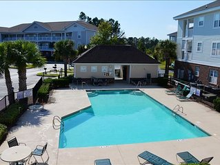 2BR/2BA Golf Villa, 823CB, Barefoot Resort, North Myrtle Beach