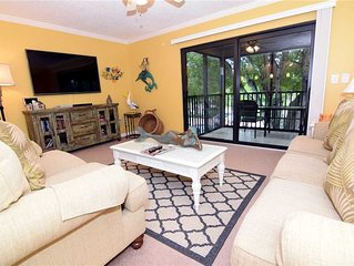 Cozy Dockside 2 bedroom, 2 bath at Sanibel Moorings Resort #1312