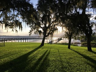Florida Riverside Living at its best!! Plenty of Space in this Awesome Home!