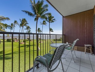 Easy Living! Kitchen, Flat Screens, Ceiling Fans, Pacific View Lanai–Molokai Sho