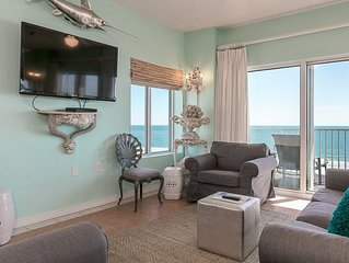 Tidewater #701: 3 BR / 3 BA condo in Orange Beach, Sleeps 7