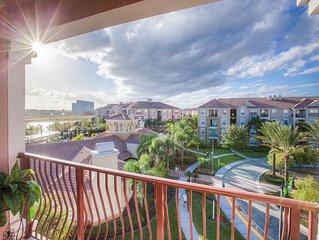 3 Bedroom Penthouse Condo in Vista Cay