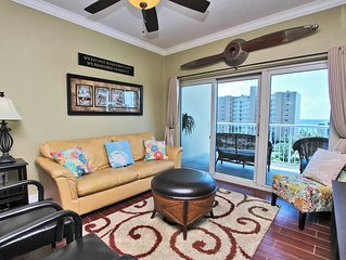 Crystal Tower 404- This is the Perfect Spring Break Spot! Bring the Family and L