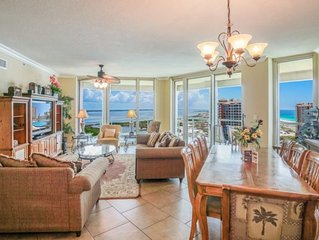 P4-2001 -3B Beautiful 3BR Skyhome with Sweeping Island View