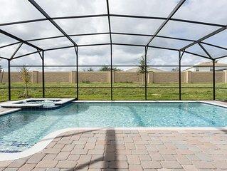 Luxurious 8BR Villa/No Rear Neighbor