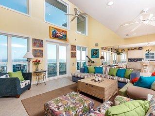 Bella Spiaggia: 4 BR / 3 BA home in Navarre Beach, Sleeps 10