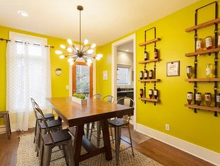 3 BD Brownstone in Hillsboro Village