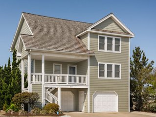 Ridges 45:  Elevator, Rec Room with Pool Table, Soundside with Community Ameniti