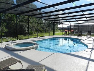 ** 2 Master Suites * One Level * Huge Pool and Spa / Hot Tub**