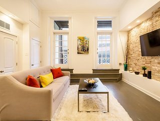 Stylish 2BD Loft in the Old City