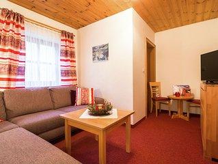 Spacious Apartment with Garden near Ski Area in Wagrain