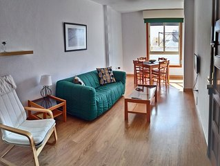 Centric One Bedroom Flat in Santa Cruz 5A