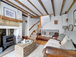 The Old Bake House - Two Bedroom House, Sleeps 5