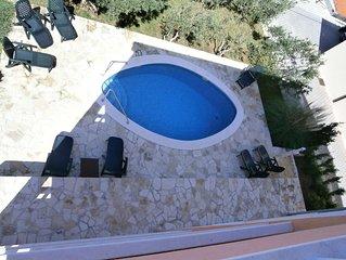 Apartments Villa Melita / Three bedrooms A3 / Floor 3