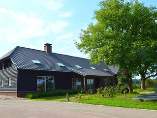 Expansive Holiday Home in the Forest in Uden