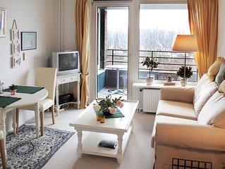Modern Apartment in Glucksburg with Ocean View