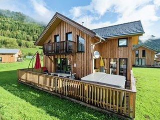Luxurious Chalet in Murau with Sauna