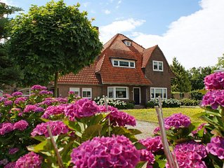 Luxury villa with private swimming pool and large garden, perfect for large grou