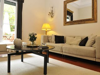 Chiado Belo apartment in Baixa/Chiado with WiFi, integrated air conditioning (ho