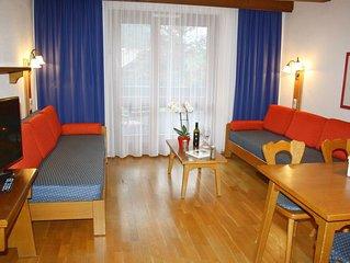 Charming Apartment in Bad Kleinkirchheim with Balcony