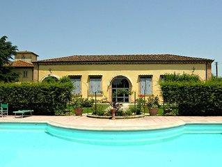 Villa a Scarperia con 2 camere da letto e 4 posti letto