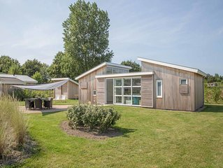 The 'Blue Bird' chalet is the ideal place for a relaxing holiday with the whole