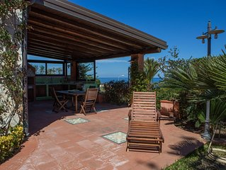 Villa Caterina, Fantastic Dwelling Sea View