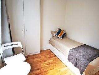 Ifield 1 apartment in South Kensington with WiFi.