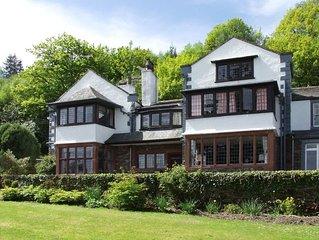 Ladstock Hall, Thornthwaite, Nr Keswick - sleeps 10 guests  in 5 bedrooms