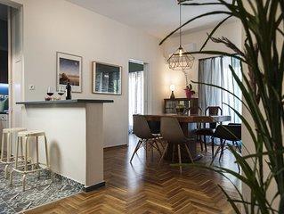 Modern & Vintage Apartment Next to Acropolis
