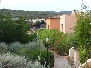 Cottage-Apartment In Coastal Sardinia With Nice Sea Views And Beach
