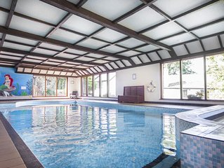 Four star cottage in glorious Devon countryside, indoor pool, sauna, WiFi