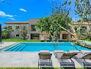 Amazing restored villa with private pool