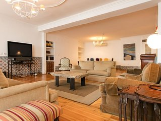 Se Vintage Style apartment in Baixa/Chiado with WiFi & air conditioning.