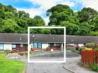 All the advantages of a village location but within easy access of Inverness.