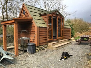 The Cartmel Comfort Camping Pod