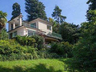 Villa La Terrazza nel bosco, Laveno Mombello, Italy