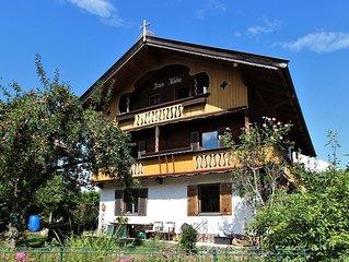 Cozy Apartment Near Ski Area in Itter