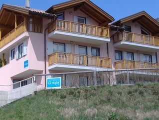 Warm Apartment in Cavalese Italy near Ski Area