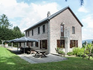 Luxurious Holiday Home with Sauna in Durbuy