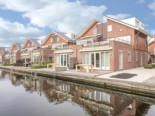 Cozy apartment with dishwasher, close to Amsterdam