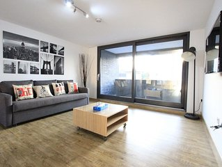 Stunning 3rd Floor One Bed Close to Marble Arch