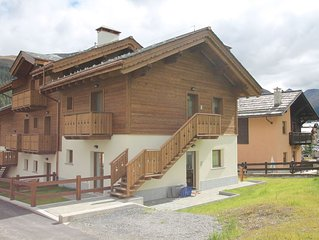 Apartment is just 400 m from ski lift number 20, which can be reached by ski