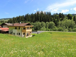 Picturesque Holiday Home with Terrace in Kirchberg