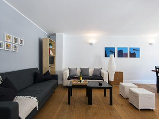 Beautiful 2 bedroom mews flat in Fitzrovia