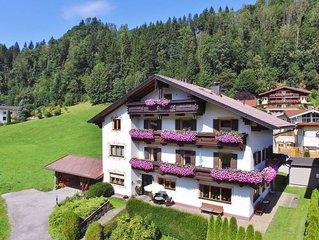 Spacious Holiday Home with Garden near Ski Area in Tyrol