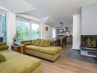 Luxurious Apartment in Kaprun with Wellness Centre Near